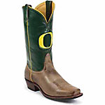 Nocona Boots Men's Oregon Embroidered Color Tops CollegeBoots™