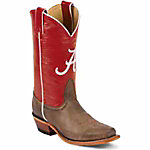 Nocona Boots Ladies' Alabama Embroidered Color Tops CollegeBoots™
