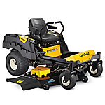 Cub Cadet® 60 in. Heavy-Duty Z-Force L 60 Yellow, 25 HP Zero-Turn Mower with Fabricated Deck