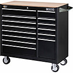 Tactix 40-1/2 in. 14-Drawer Tool Cabinet