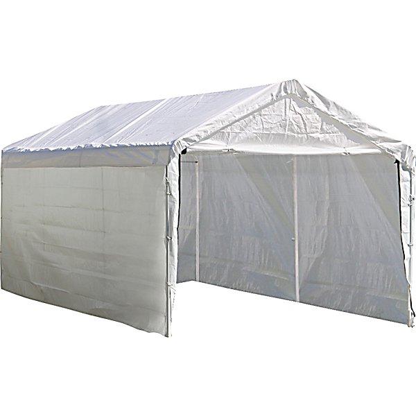 Tractor Supply Shelterlogic : Shelterlogic max ap canopy enclosure kit for use with