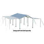 ShelterLogic® MAX AP™ Canopy Extension/Sidewall Kit, 10 ft. W x 20 ft. L x 9-1/2 ft. H