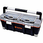 Tactix 26 in. Tool Box with Organizers