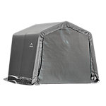 ShelterLogic® Shed-in-a-Box®, 10 ft. W x 10 ft. L x 8 ft. H