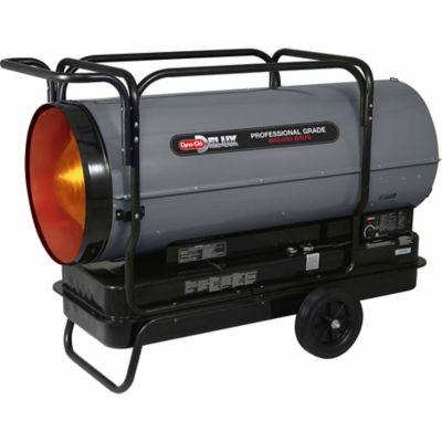 Dyna Glo Delux 650k Btu Kerosene Forced Air Heater At