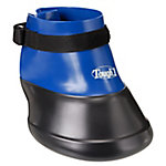 Tough-1 Hoof Saver Boot, Royal Blue, Small