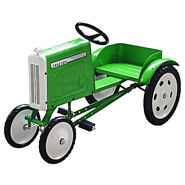 Red Shed Pedal Tractor Oota