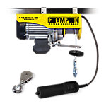 Champion Power Equipment 440/880 Remote Control Electric Hoist