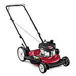 Huskee 21 in. 2-in-1 High Wheel 140cc Push Mower