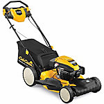 Cub Cadet SC 300 HW 21 in. 3-IN-1 159cc High-Wheel Self-Propelled Mower with Front Wheel Drive, CARB Compliant