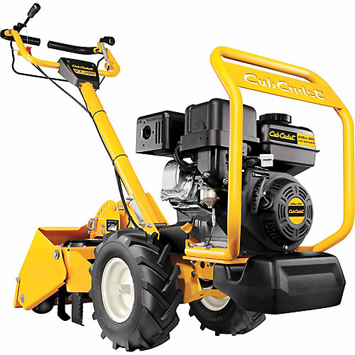 Cub Cadet 208cc, VT 100 Vertical-Tine Tiller - Tractor Supply Co.