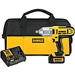 DeWalt 1/2 in. Impact Wrench with Hog Ring Anvil Kit
