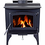 Pleasant Hearth Small Stove, 1,200 sq. ft. Coverage