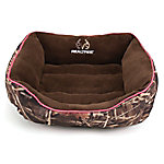 Brinkmann® 21 in. x 25 in. Pink Max 4 Camo Pet Bed