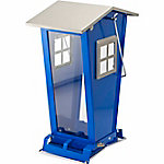 Royal Wing Squirrel-Resistant Blue Snack Shack