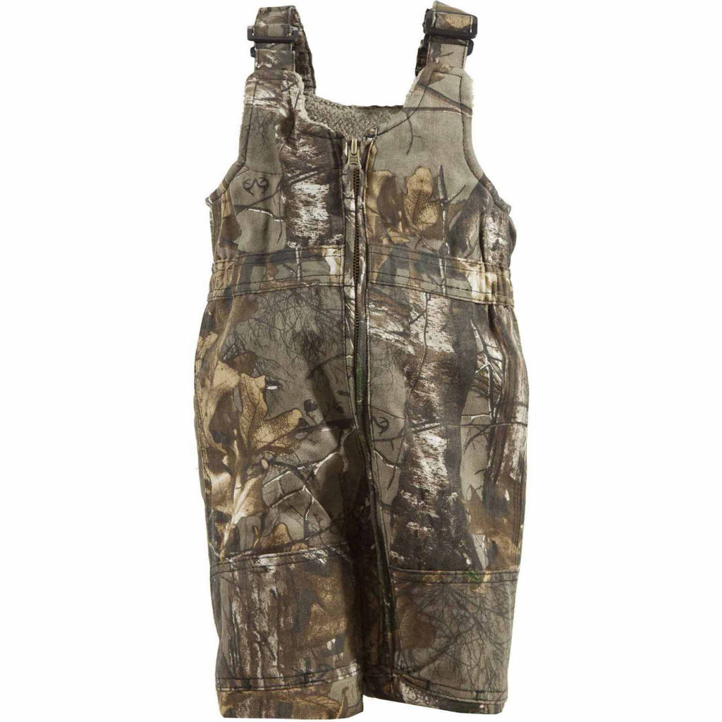 3dfb9f623160 C.E. Schmidt Infant Camouflage Quilt Lined Insulated Bib Overalls on ...