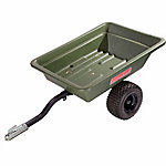 Swisher ATV Poly Dump Cart, 20 cu. ft.