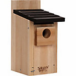 Nature's Way Cedar Bluebird House, 5-1/2 in. x 8-1/8 in. x 12 in.