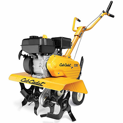 Cub Cadet FT-24 Chain Drive Forward-Rotating Front Tine Tiller - Tractor Supply Co.