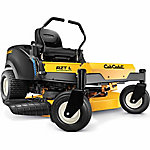 Cub Cadet RZT L 46 Zero-Turn Riding Mower, 46 in., 23HP with Heavy-Duty Fabricated Deck and Lap Bar Control