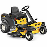 Cub Cadet RZT S 46 Zero-Turn Riding Mower, 46 in., 24HP with Heavy-Duty Fabricated Deck and Steering Wheel Control