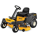 Cub Cadet RZT S 54 Zero-Turn Riding Mower, 54 in., 25HP with Heavy-Duty Fabricated Deck and Steering Wheel Control
