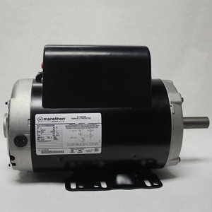 Marathon electric air compressor motor 5hp at tractor for Marathon electric motor replacement parts
