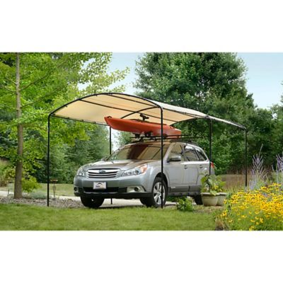 Shelterlogic Monarc Canopy 9 Ft X 16 Ft At Tractor