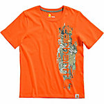 Carhartt Boy's Vertical Camo Graphic Tee