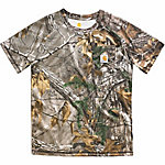 Carhartt Boy's Force Camo Pocket Tee