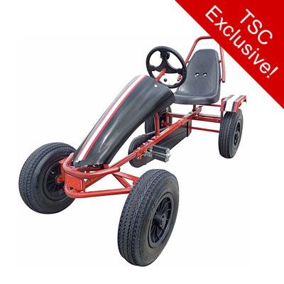 17 Red Shed Pedal Go Cart Reviews