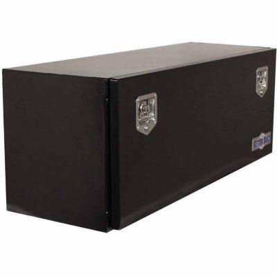 Better Built Black Steel Underbody Tool Box 17 In W X 48