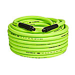 Flexzilla Air Hose with 3/8 in. MNPT Fittings, 1/2 in. x 100 ft.