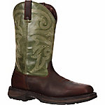 Durango Men's 12 in. Workin' Rebel Steel Toe Boot