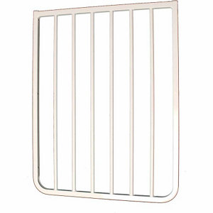 Cardinal 21 3 4 in extension for stairway special safety gate white