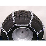 Peerless ATV Trac 106 Series V-Bar All Terrain Vehicle Chains, 4-Link Spacing, 16 lbs.
