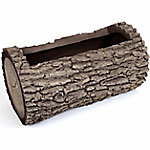 Surreal 11 in. Horizontal Oak Planter, 11 in. x 5-1/2 in.