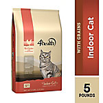 4health™ Indoor Adult Cat Formula, 5 lb. Bag