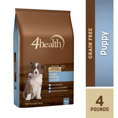 4health Puppy Food >> 4health Grain Free Puppy Dog Food, 4 lb. Bag at Tractor Supply Co.