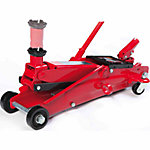 Big Red SUV Quick Lift Service Floor Jack, 2-1/2 Ton Capacity