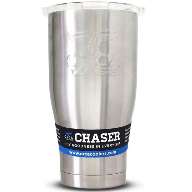 Orca Chaser 27oz. Stainless Steel Tumbler - Tractor Supply Co.