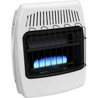 Dyna Glo Bf20nmdg Blue Flame Natural Gas Vent Free Wall