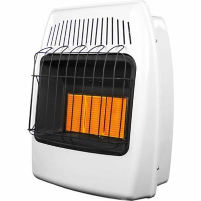 Dyna Glo Ir18pmdg 1 Infrared Propane Gas Vent Free Wall