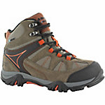 Hi-Tec Sports Kid's Altitude Lite I Waterproof Boot, Jr., Smokey Brown/Taupe/Red Rock