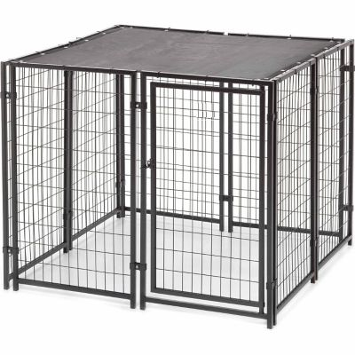 Fencemaster Kennel System Cottageview Dog Kennel Capac