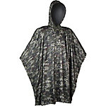 Raider Adult Deluxe PVC Camouflage Poncho