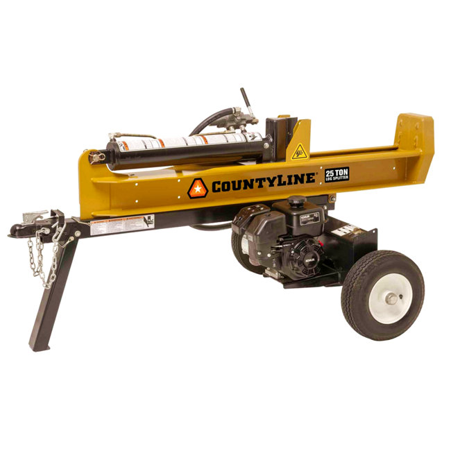 CountyLine  25 Ton Log Splitter - Tractor Supply Co.