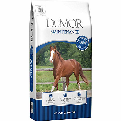 DuMOR Maintenance Horse Feed
