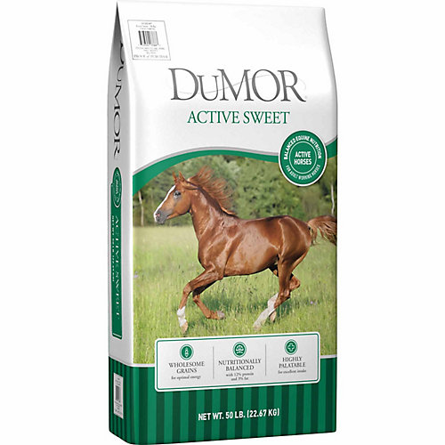DuMOR Active Sweet Horse Feed