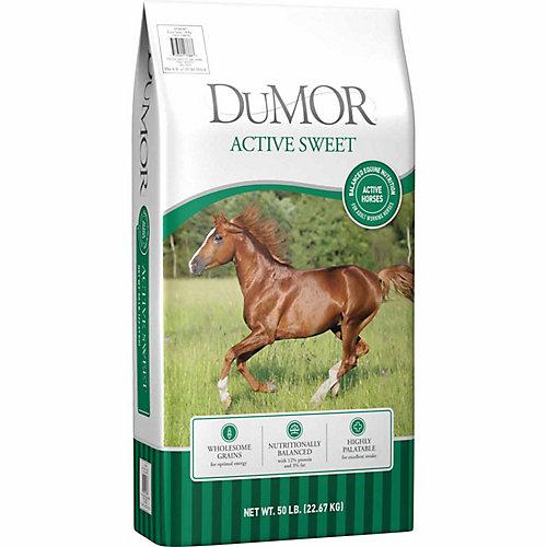 DuMOR Active Sweet Horse Feed